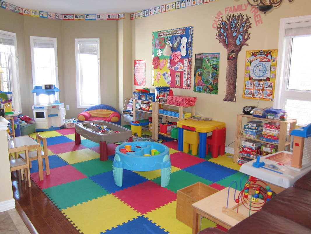 Messy Baby Room